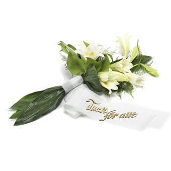 Hvide liljer